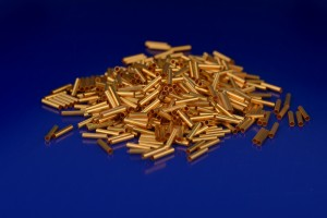 Gold Plating - Interconnect Crimp Tubes